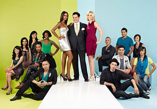 The Fashion Show The Ultimate Collection cast