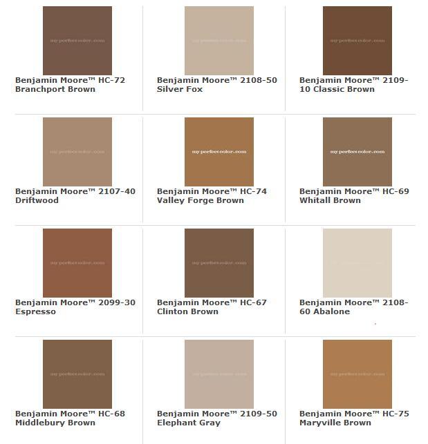 Benjamin moore paint colors interior chart images - Benjamin moore exterior paint colors chart gallery ...