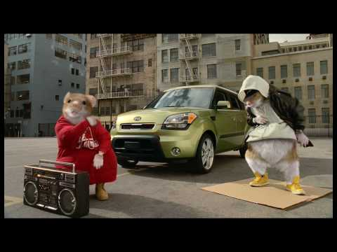 Kia Soul Hamster. Dear Kia, This Is The Best