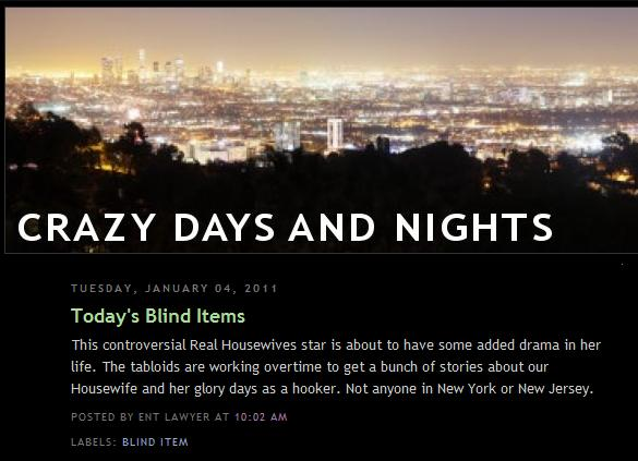 Todays Blind Items Days And Nights Weinstein Couple