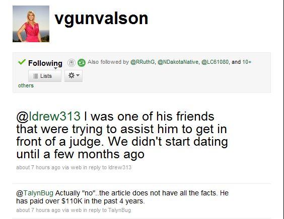 vicki gunvalson boyfriend brooks ayers. County Vicki Gunvelson#39;s
