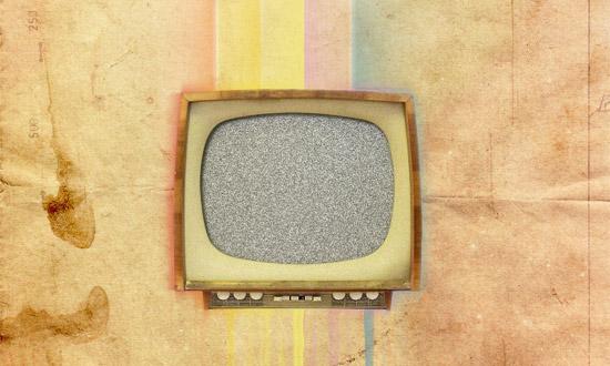 TV texture_based_vintage_tv