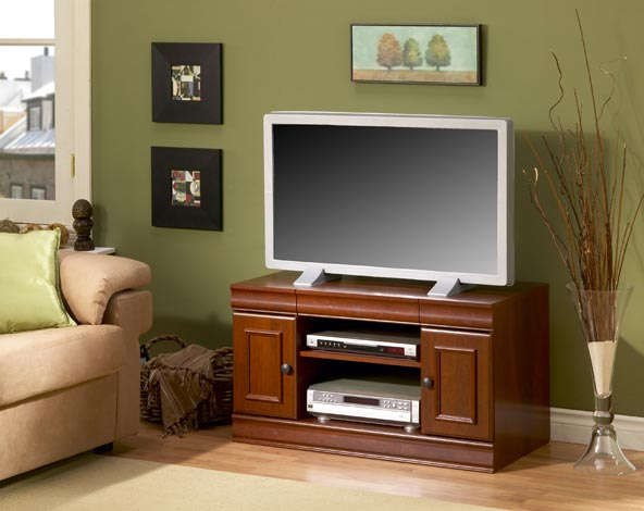 classic-and-retro-vintage-TV-stand-by-south-shore-furniture